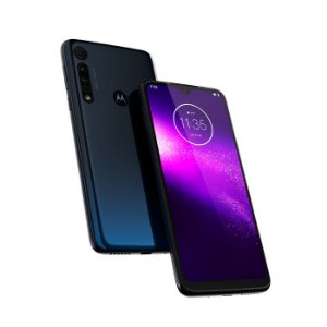 Smartphone Motorola Moto One Macro XT2016 64gb Azul Espacial