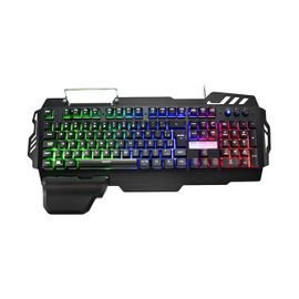 Teclado Gamer Multilaser TC210