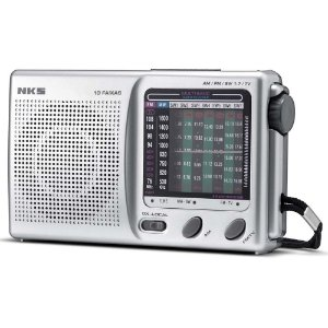 Radio NKS AC 117 10 Faixas