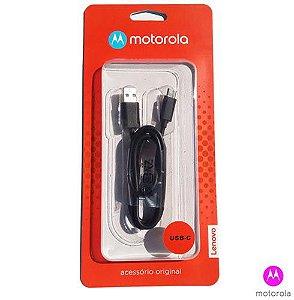 Cabo USB para Tipo-C Motorola SKN6473AI