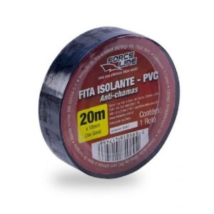 Fita Isolante Force Line Anti-Chamas 20 Metros
