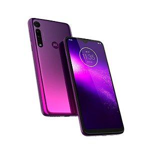 Smartphone Motorola Moto One Macro XT2016 64gb Violeta