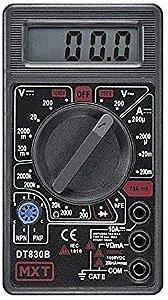 Multímetro Digital MXT DT-830B Preto
