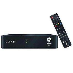 Receptor Elsys para Oi TV Livre HD ETRS37