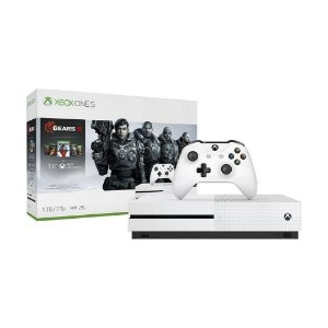 Console Xbox One S 1Tb Pacote Gears of War 5