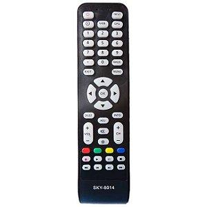 Controle Remoto para TV AOC SKY-8014