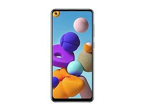 Smartphone Samsung Galaxy A21S SM-A217 64gb Preto