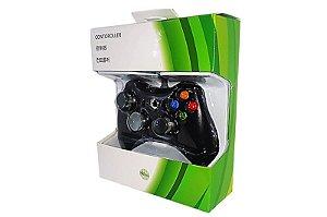 Controle Com Fio Para Xbox 360 Feir Fr-305