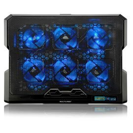 Cooler Multilaser AC282 para Notebook Azul