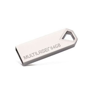 PenDrive Multilaser PD850 64gb Diamond