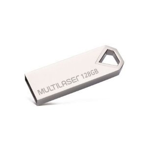 PenDrive Multilaser PD850 128gb Diamond