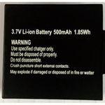 Bateria para Câmera Multilaser PR668 (DC186/DC300)