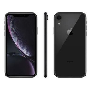 iPhone XR 64Gb MRY52BR/A Preto