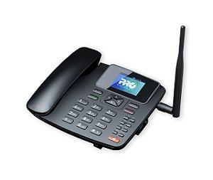 Telefone Rural Pro Eltronic PROCS-5040W 4G