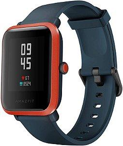 Smartwatch Xiaomi A1821 Amazfit Bip S Azul/Vermelha