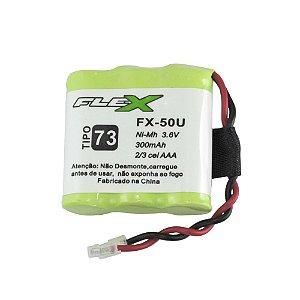 Bateria para Telefone sem fio Flex FX-50U 300mah