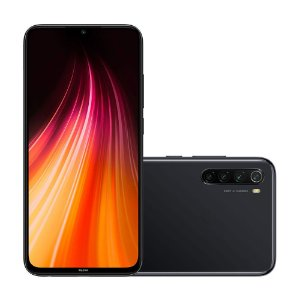 Smartphone Xiaomi Redmi Note 8 M1908C3JH 64gb Space Black (Preto Espacial)