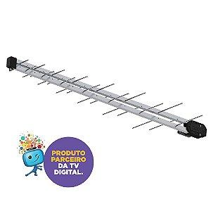 Antena Log Pro Eletronic 14 Elementos Prohd-1040