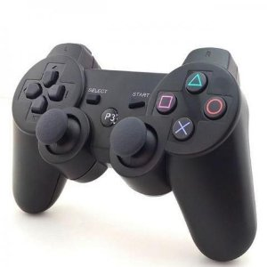 Controle Sem Fio Para Playstation 3 Xls Double Shock