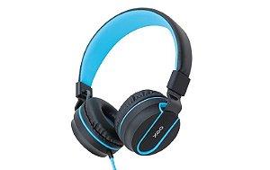 Fone de Ouvido Oex HS106 Neon Azul