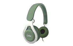 Fone de Ouvido Oex HS210 Drop Verde