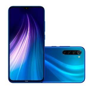Smartphone Xiaomi Redmi Note 8 M1908C3JH 64gb Neptune Blue (Azul Netuno)