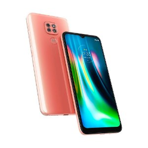 Smartphone Motorola Moto G9 Play XT2083 64gb Rosa Quartzo