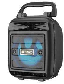 Caixa de Som Kimiso KMS-1181 Preta 5W