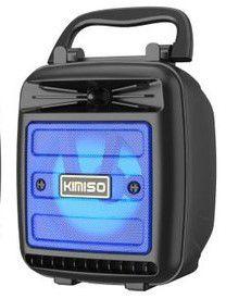 Caixa de Som Kimiso KMS-1181 Azul 5W