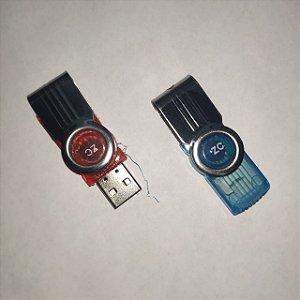 Leitor de Memoria Micro SD 201A