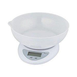 Balança de Cozinha BM BM-A05 5kg com Cuba