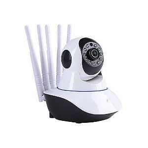 Câmera IP Onvif IPC-V380-Q5S-5 360º 5 Antenas