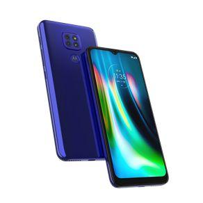 Smartphone Motorola Moto G9 Play XT2083 64gb Azul Safira