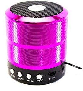 Midi Box Speaker WS-887 Rosa