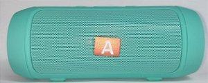 Caixa de Som AL-006 Verde