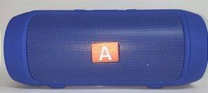 Caixa de Som AL-006 Azul
