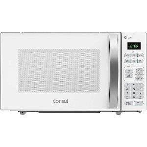 Microondas Consul CMA20BBANA 20 Litros Branco 127V 620W