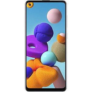 Smartphone Samsung Galaxy A21S SM-A217 64gb Branco