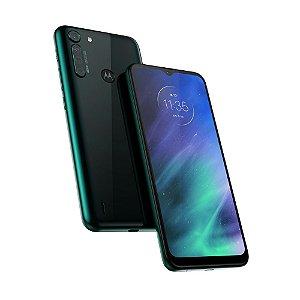 Smartphone Motorola Moto One Fusion XT2073 128gb Verde Esmeralda