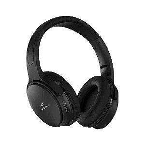 Fone de Ouvido C3Tech Cadenza PH-B-500BK Bluetooth Preto