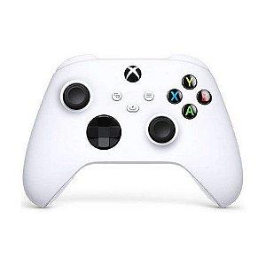 Controle sem fio Microsoft Xbox Series S/One/X Branco