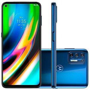 Smartphone Motorola Moto G9 Plus XT2087 128gb Azul Indigo