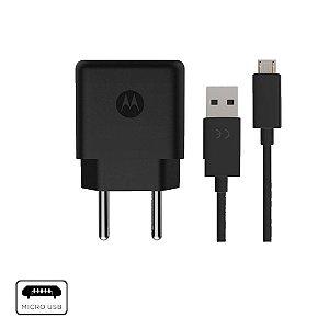 Carregador Motorola SJSC47 Micro USB 10W