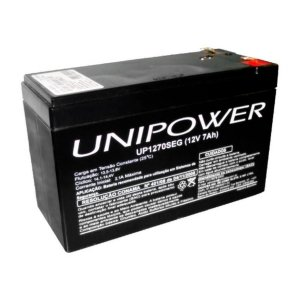 BATERIA 12V UP1270SEG UNIPOWER 7AH