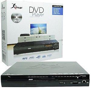 APARELHO DE DVD KP-D103 KNUP