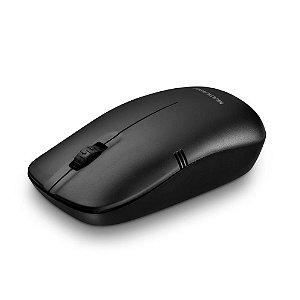 Mouse sem Fio Multilaser MO285 1200dpi Preto