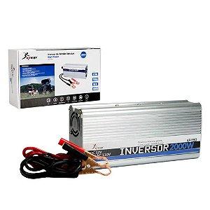 Inversor Automotivo KP-550 KNUP 12V/110V 2000W