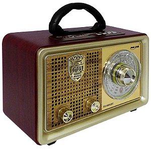 Rádio SS-660UBT Song Star 3 Faixas AM/FM 3W