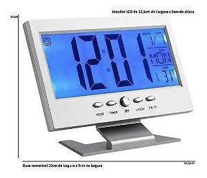 RELOGIO DIGITAL LE-8107 LELONG DE MESA