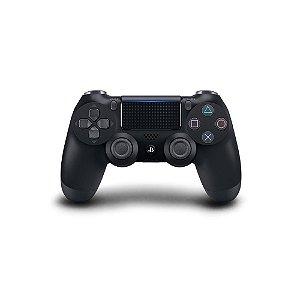 CONTROLE PS4 CUH-ZCT2U SONY PRETO